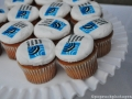 LOGO CUPCAKES FOR FUNDRAISER