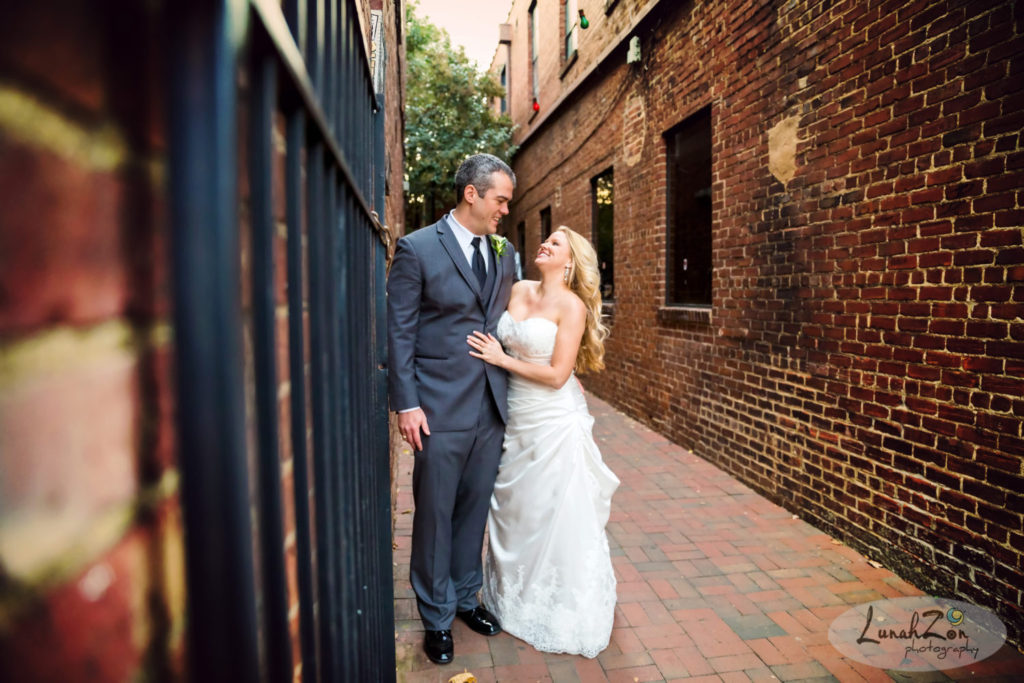 Greg & Lindsey's Trolley Museum Wedding