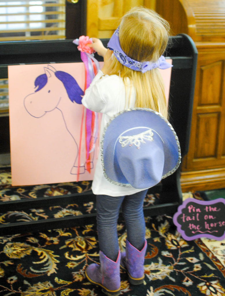 pin the tail on the horse brookie_