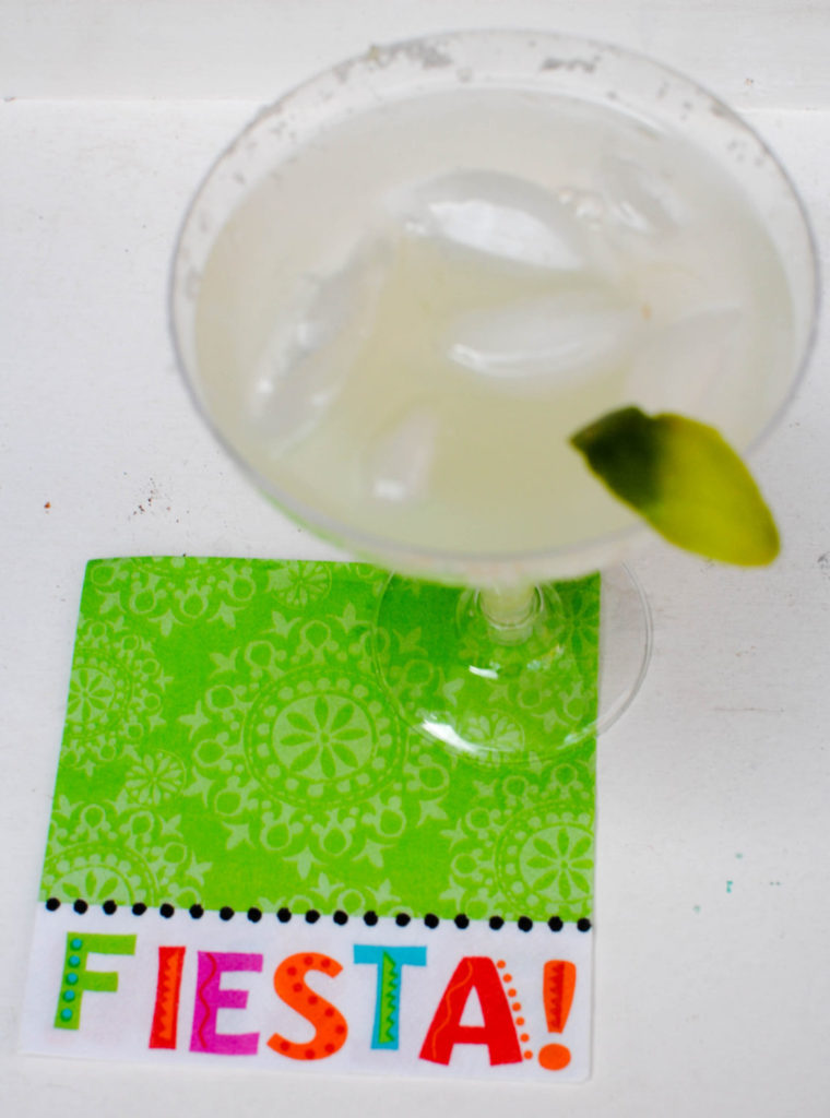 Traditional Margarita_